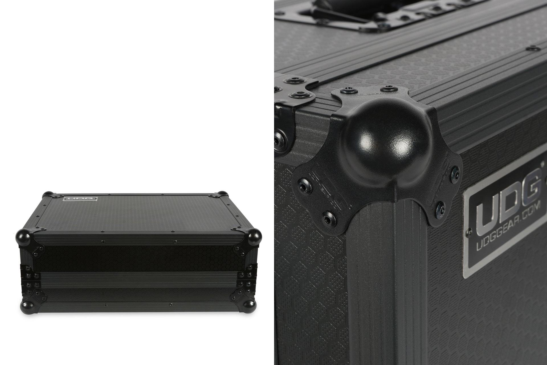 Flight cases UDG Gear DJ apparatuur