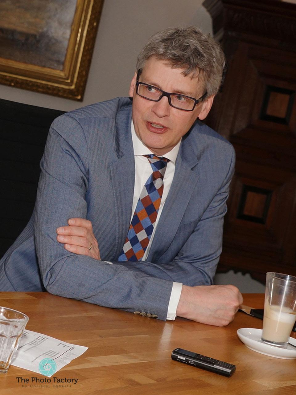 Lucas Bolsius burgemeester van Amersfoort